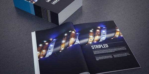 Các mẫu thiết kế của công ty thiết kế Catalogue đẹp