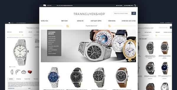 công ty thiết kế website - mẫu 2