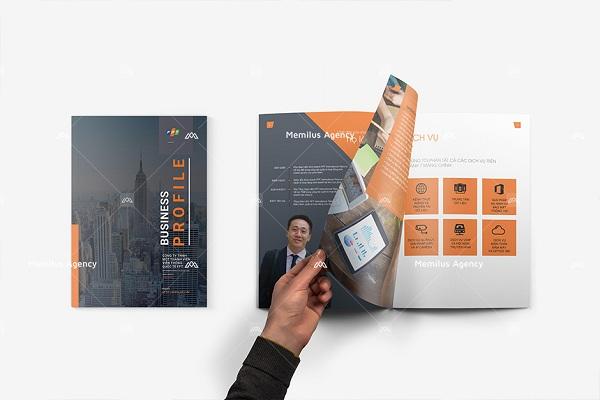 công ty thiết kế hồ sơ năng lực càng đẹp, đối tác – khách hàng càng dễ ấn tượng