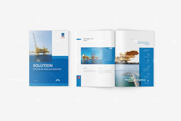 Mẫu thiết kế profile chuyên nghiệp, sáng tạo - dịch vụ thiết kế profile công ty Memilus